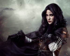 Yennefer Wild Hunt